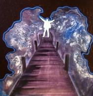 ''Vagues orchestrées'' Acrylique et techniques mixtes, 48''X48'',1500$ 2014
